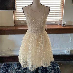 Altar'd state bow tie dress